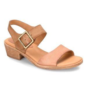 Kork-Ease Block Heel Leather 'Myakka' Sandal 11